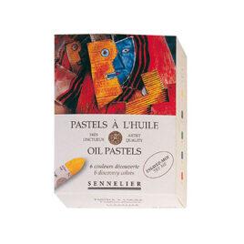 Sennelier Oil Pastel Set of 6