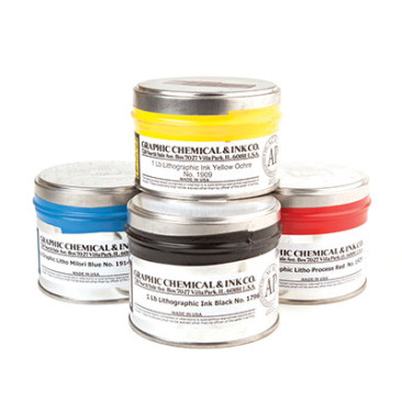 Graphic Chemical Company Lithography Inks