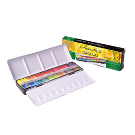Sennelier Watercolour Set of 14 Full Pans
