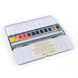Blockx Half Pan Watercolour Boxes