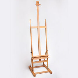 Easel – H-frame with Metal Ratchet