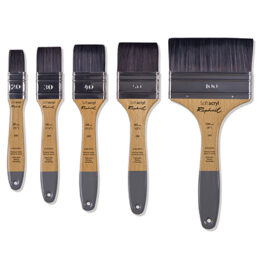 Softacryl Brushes
