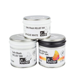 Caligo Water Wash Relief Ink