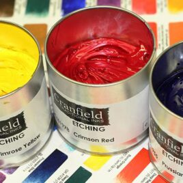Cranfield Etching Inks
