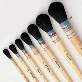 Raphael Professional Decorating Brushes