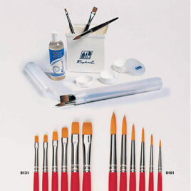 Raphael Hobby & Craft, Decoline brushes