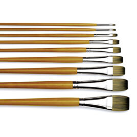 Isabey Isacryl Brushes