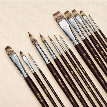 raphael mongoose brushes