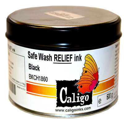 Caligo Relief Black Ink