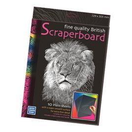 scraper board
