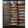 Sennelier oil paint display