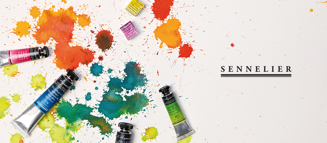 Sennelier Watercolour Paint