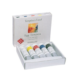 Sennelier Basic Egg Tempera Set
