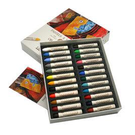 Sennelier Oil Pastel Set of 24 Universal Colour Range
