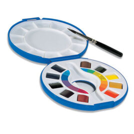 Raphael Watercolour Economy Travel Box set