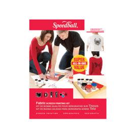 Speedball Classic Kit - Fabric