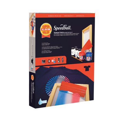 Speedball Kit - Opaque Fabric
