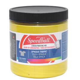 Speedball Opaque fabric and paper ink