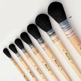 decorating brushes