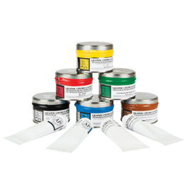 Graphics etching inks