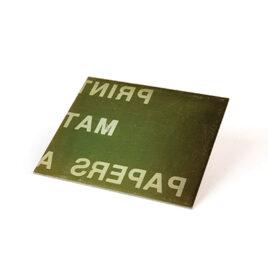 Polymer Plate - Pre-Sensitized (Toray)