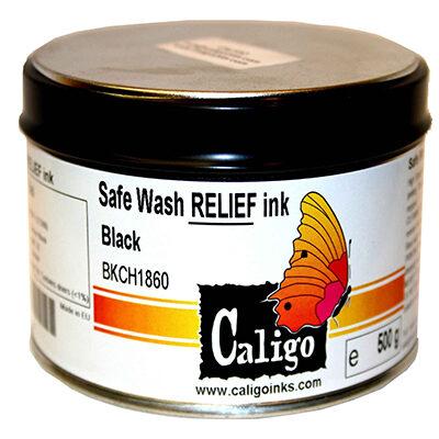 Caligo Relief Black Ink